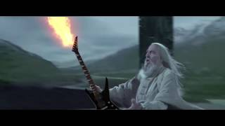 Saruman Loves Hard Rock