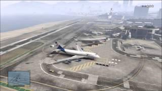 GTA 5 Пассажирский самолёт Airplane(Подписываемся на Новые видео GTA 5., 2013-09-16T00:37:50.000Z)