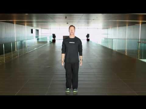 Egoscue - Anywhere Training Exercises