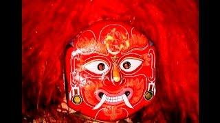 Rakhu Newa Guthi Lakhe Dance Part 1