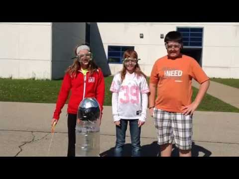 Launching Rockets at Fox West Academy