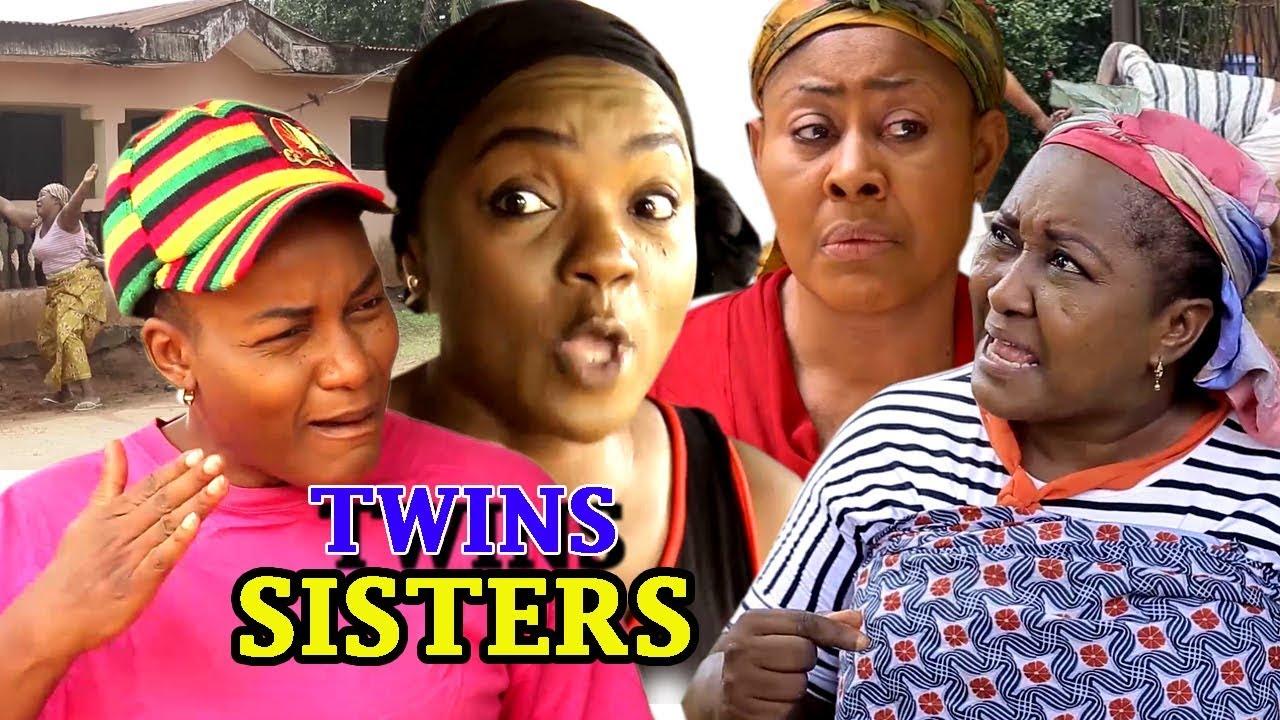 Download Twin Sisters Season 5 & 6 - ( Chioma Chukwuka / Queen Nwokoye ) 2019 Latest Nigerian Movie