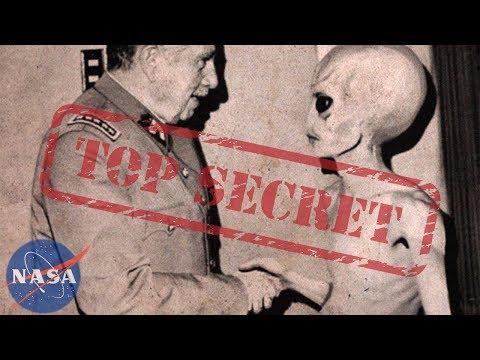 NASA Is Making A HUGE Announcement About Aliens - Secret Alien Species?