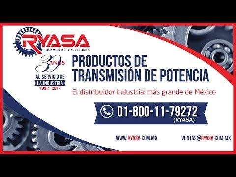 Distribuidores De Reductores De Velocidad -www.RYASA.com.mx- Reductores De Velocidad Distribuidores