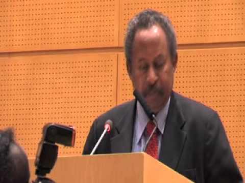 Statement by Mr. Abdalla Hamdok at the AU CEMA