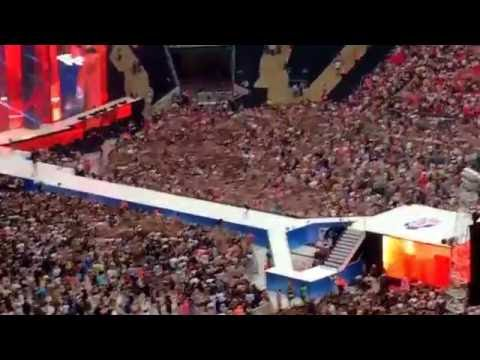 Capital FM Summertime Ball 2016 - Sigala ft John Newman - Give Me Your Love - LIVE