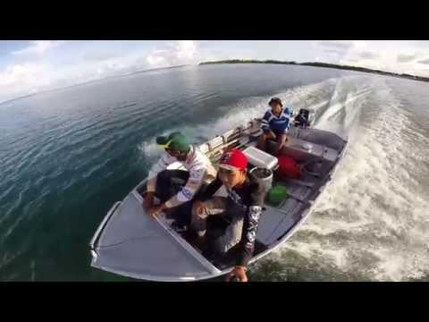 Fishing on Cocos Keeling Islands