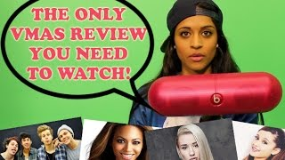 the only vmas review you need to watch