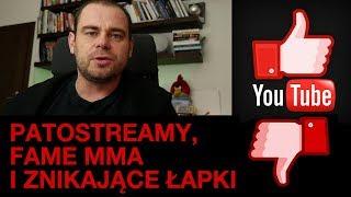 Patostreamy, FAME MMA i znikające łapki