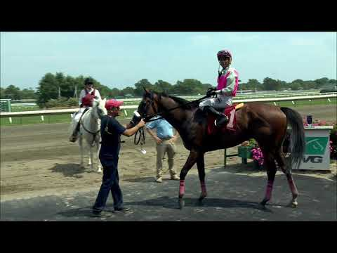 video thumbnail for MONMOUTH PARK 8-18-19 RACE 3