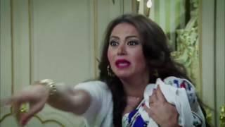 لما الست تتحامي في ابنها عشان جوزها ما يضربهاش بيحصل كدة فعلاً