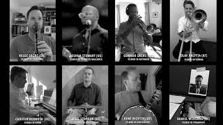 Bella Ciao - stay at home - The Bourbon Street Stompers feat. Joshua Stewart
