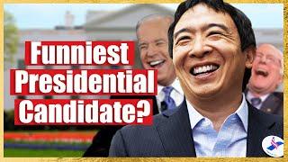 Andrew Yang Joke Compilation⎮America's Funniest Presidential Candidate #YangGang