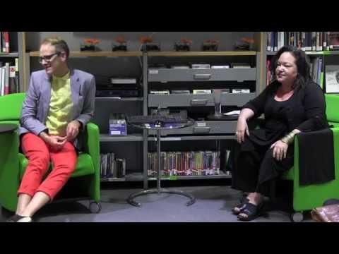 Culture talks @ Goethe: Kisha Ferguson and Shawn Micallef