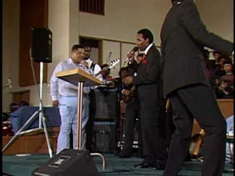 Praise Him - Rev. James Moore with Frank Williams