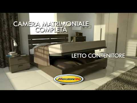 Mercatone uno camera matrimoniale youtube - Mercatone uno camere da letto catalogo ...