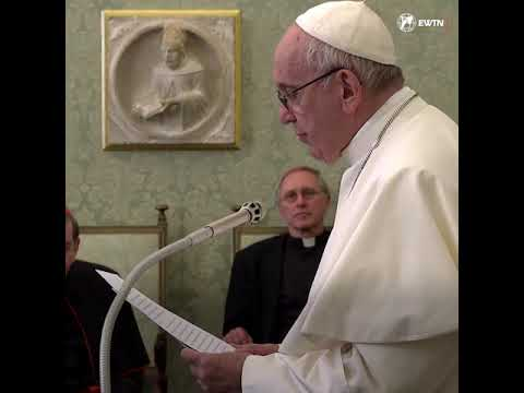 Download Pope Francis: 'A Christian cannot be an anti-Semite'