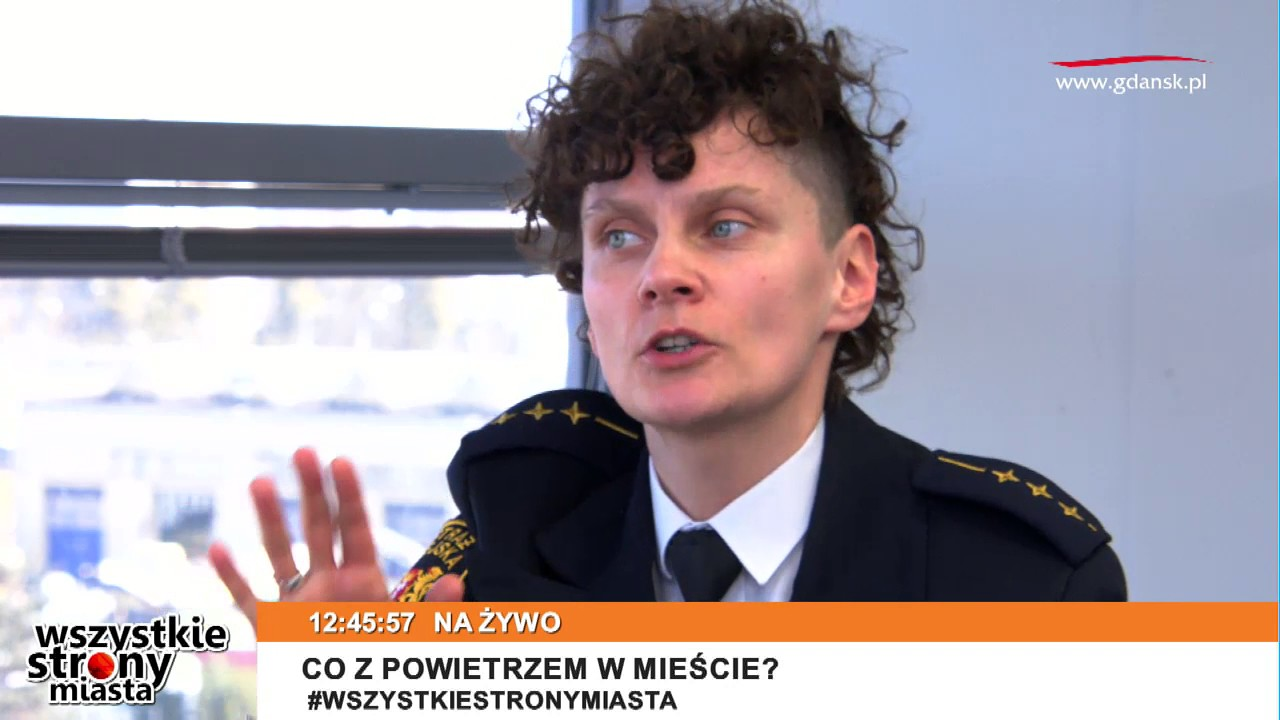 2017. 03. 16. CO Z POWIETRZEM W MIEŚCIE ?