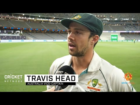 Head laments dismissal as he looks to Labuschagne example