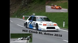 Hill Climb St. Anton 2019 - BEST OF