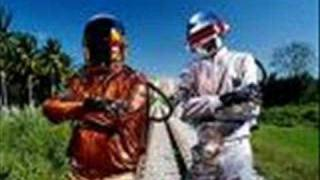 Daft Punk- Human After All (backwards)