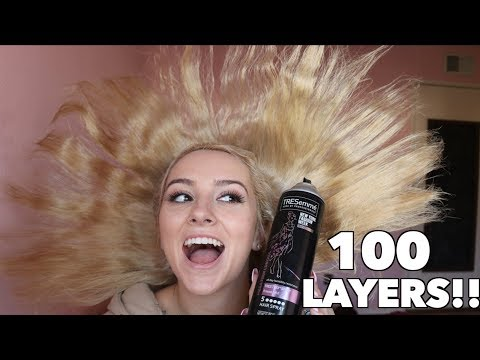 100 Layers challenge