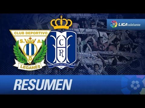 Leganes 2-0 Recreativo Huelva