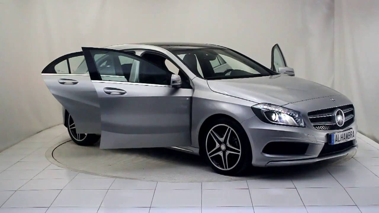 Mercedes benz clase a clase a 200 cdi style 5p 2015 for Mercedes benz alhambra