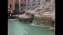 Fontana di Trevi Roma live webcam