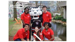 Northeastern University Student Orientation