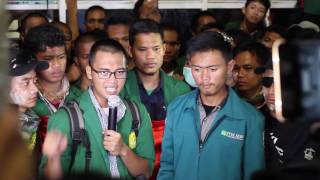 Aksi Bela Rakyat 121 | Kurniawan Mas'ud