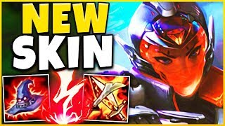 Download *RIOT'S BEST SKIN* PROJECT AKALI IS ABSOLUTELY INSANE! (1V9 CARRY) - League of Legends Mp3 and Videos