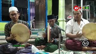 AHMAD YA HABIBI VERSI AUDUL MAROM LIVE NEW LAILATUL BUDUR