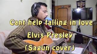 CANT HELP FALLING IN LOVE - Elvis Presley cover