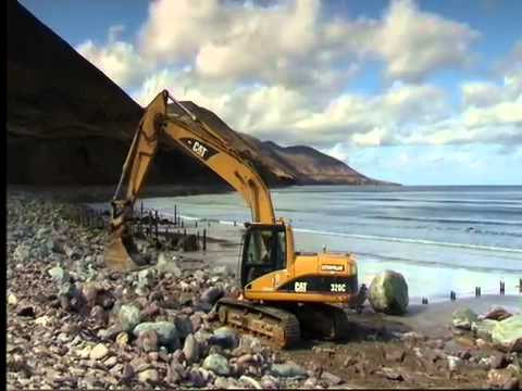 ECAB System - Coastal Defence for Coastal Erosion