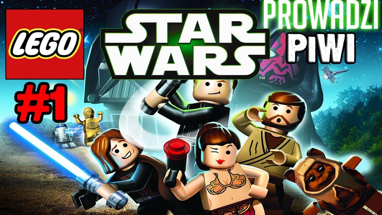 LEGO Star Wars : The Complete Saga #1 - YouTube
