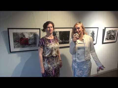 видео: Интервью    художника -  Елены    Тургеневой