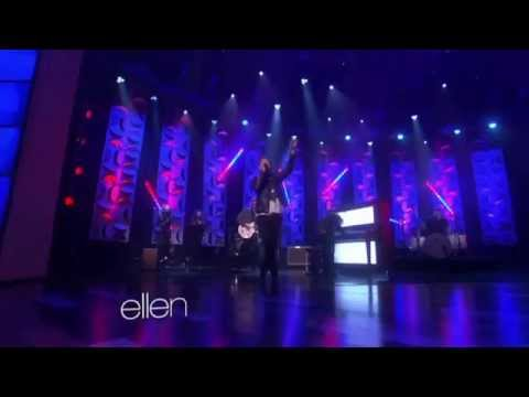 OneRepublic - Love Runs Out Live @Ellen Show 05.28.2014