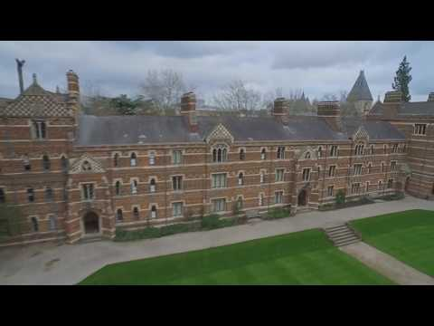Keble College Flyover