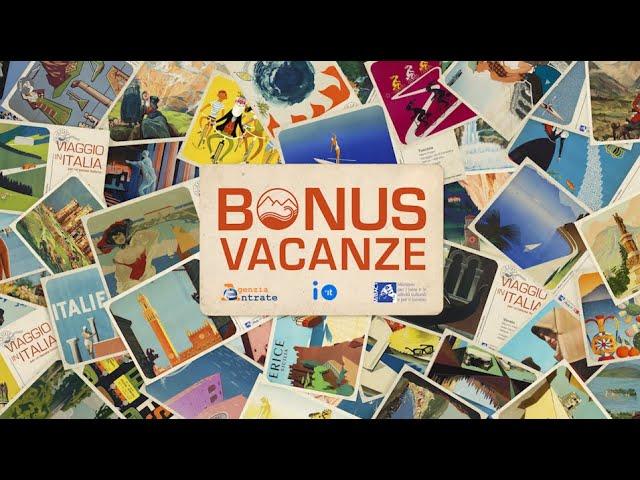Bonus Vacanze - fino a 500€ anche per l'extralberghiero