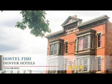 Hostel Fish - Denver Hotels, Colorado
