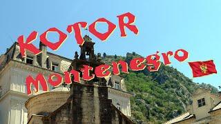 Montenegro Kotor - Черногория Котор
