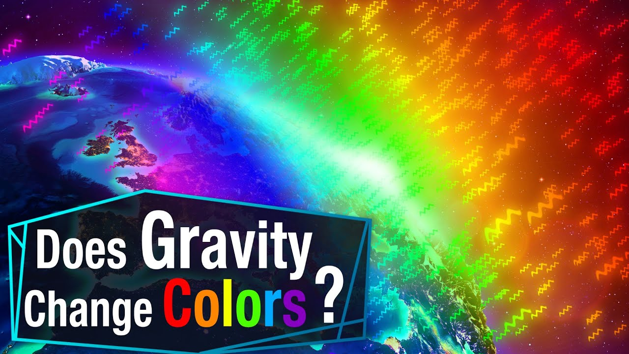 Does Gravity Change Colors? - YouTube