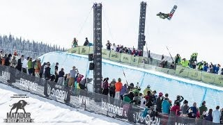 2013 Burton US Open Halfpipe Finals - Shaun White and Kelly Clark win - TransWorld SNOWboarding