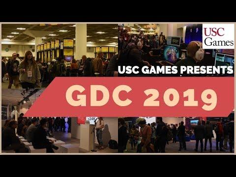 USC Games Presents GDC 2019!