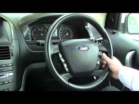 2012 Ford Territory Sz Tx Wagon 5dr Seq Sport Shift 6sp 40i Review