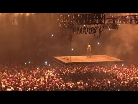 Kanye West stops show abruptly because he didn't have a voice Mp3