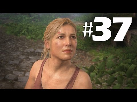 Uncharted 4 A Thief's End Part 37 - Chapter 21 - Gameplay Walkthrough PS4