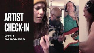 "Baroness Perform ""Borderlines""   Fender Artist Check-Ins   Fender"