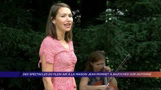 Yvelines | Des spectacles en plein air à la Maison Jean Monnet à Bazoches-sur-Guyonne